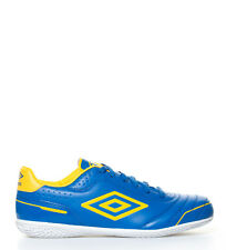 Umbro - Zapatillas de fútbol sala Classico 3 IC azul royal, amarillo