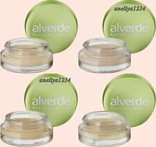 Alverde Natural Cosmetics Mousse Make Up Foundation - Different Shades 15g