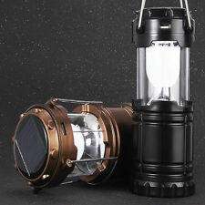 LED Solar Rechargeable Emergency Lantern/Torch Lamp Inbuilt Mobile Usb Powerbank