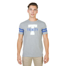 Oxford University Camisetas Hombre Corta manga Camiseta Polo ORIGINAL TRINITY-ST