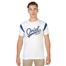 Oxford University Camisetas Hombre Corta manga Camiseta Polo ORIGINAL ORIEL-VARS