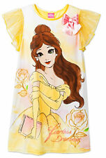Disney Princess Belle Beauty and The Beast Nightgown
