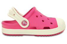 CHAUSSURES ENFANTS SNEAKERS CROCS BUMPER TOE CLOG [202282 CANDY PINK]