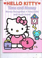 Hello Kitty Time & Money (Money Recognition, Time Units & Much More) by Sanrio