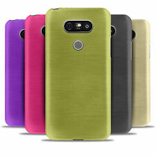 Hülle für LG G5 Handyhülle Case Cover Silikon TPU Schutzhülle Brushed