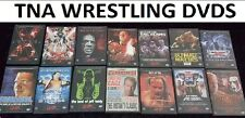 Official TNA Impact Wrestling DVDS 2005 - 2012 Region 0 NEW wwe wwf wcw ecw
