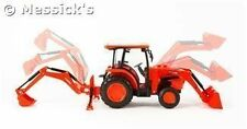 Kubota L6060 Toy Tractor w/ Loader and Backhoe
