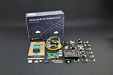 Advanced Kit for Raspberry Pi 2 with Raspberry Pi (Windows 10 IoT Compatible)