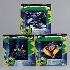 ONE Ben 10 Alien Force 100pc Puzzle (Styles Vary) by Pressman Toy