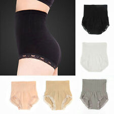 Sexy Womens High Waist Tummy Control Body Shaper Briefs Slimming Pants Knickers