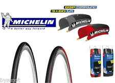 Neumático bicicleta route MICHELIN LITHION 3 extra grip 3x60 bike race 700 23 25