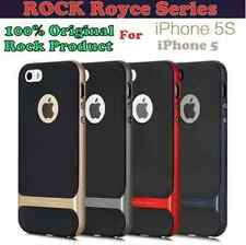 Rock Royce Series Double Layer Cover Case for Apple iPhone 5 / 5S / SE