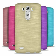 Hülle für LG G3 Handyhülle Case Cover Silikon TPU Schutzhülle Brushed