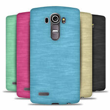 Hülle für LG G4 Handyhülle Case Cover Silikon TPU Schutzhülle Brushed