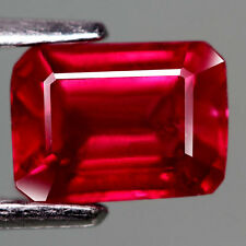 Natural Ruby 3.84ct Blood Red Loose New Gemstone Jewelry USA