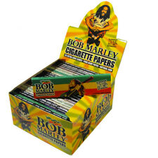 Bob Marley Extra Long Leaves Pure Hemp Cigarette Rolling Joint Papers UK