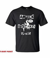 Angelic Upstarts T-Shirt, Punk Rock, Oi, New Wave, All Sizes FREE DELIVERY