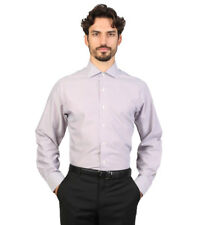 Brooks Brothers - Camisa slim fit color rojo y blanco con finas rayas Hombre ...