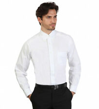 Brooks Brothers - Camisa slim fit color blanco