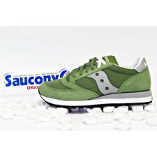 SAUCONY ORIGINALS - JAZZ O'M - Green/Grey