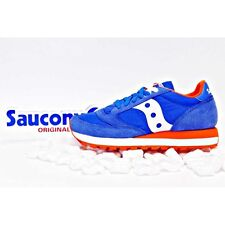 SAUCONY ORIGINALS - JAZZ O'W - Blue/Orange