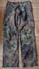 "German Army Flecktarn Camouflage Combat Trousers 8085/8085 (32""W/32""L)"
