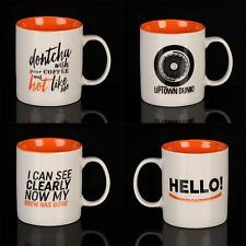 "Musicology ""Love Music"" Drinking Mug - 4 Song Designs to choose from"