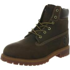 Timberland 6 Inch Classic Boot Youth Brown Nubuck Mode Bottes
