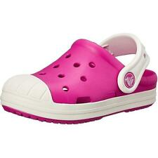 Crocs Kids Bump It Clog Rosa Confetto Croslite Moda Sandali