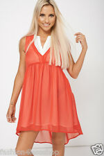 BNWT WOMENS LADIES EVENING SUMMER CELEBRITY PARTY COCKTAIL EVENING SWING DRESS