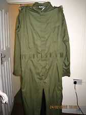 OLIVE OVERALL -   EX MOD  used