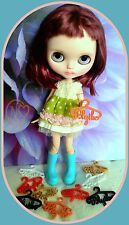 Blythe doll accessories* 10 pieces dress hanger* your choice* please select*
