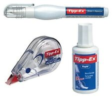 Tipp-Ex Correction Pen / Fluid, Shake n squeeze, Mini Pocket Mouse, Rapid fluid