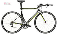 CANNONDALE Slice Shimano Ultegra Di2 Triathlon Time-Trial Radsport NEU