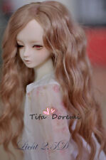 8-9 BJD Doll Perruque SD Pullip Blythe Luts AOD DOD MSD Dal Wig Jouets Cheveux