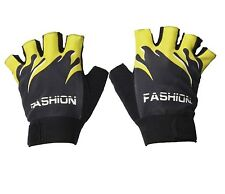 Non Slip Half Finger Gloves Summer MTB Mountain Road Cycling Bike Bicycle Gloves