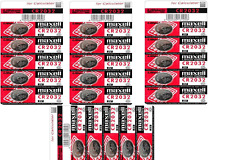 Maxell CR2032 Lithium3V Button Cell Coin Batteries for calculator&Watchs
