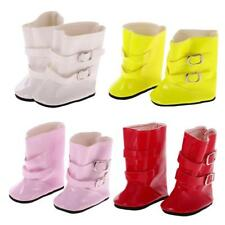 Bright Colored Boots Shoes Fit 18 Inch OG American Girl OG Our Generation Dolls