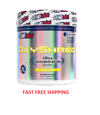 EHPLABS OXYSHRED THERMOGENIC FAT BURNING & WEIGHT LOSS.