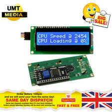 With/Without IIC/I2C/TWI 1602 Serial Backlight LCD Module YwRobot For Arduino
