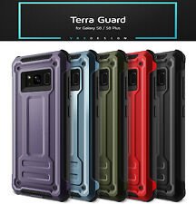 VRS Terra Guard Dual Layer Protective Slim Hard Cover For Galaxy S8 S8+Plus Case