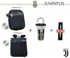 SET UFFICIALE JUVENTUS FOOTBALL CLUB - BORSELLO + BICCHIERE + PENNA - JUVE