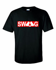 SWAG T shirt DOPE / MAIN DE MICKEY/ SIMPSONS HOMERS HOMIES OBEY