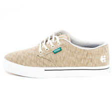 Etnies Jameson 2 Tan Womens Skate Trainers Brand New Shoes Boxed