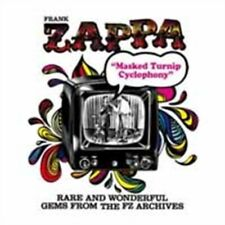 Frank Zappa - Masked Turnip Cyclophony (rare And Wonderful Gems From T NEW CD