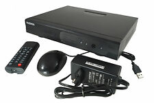 DVR AHD VIDEOSORVEGLIANZA H264 HDMI LAN 4-8-16 CH CANALI AUDIO VIDEO