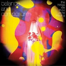 Balance And Composure - Things We Think We're Missing, NEW CD