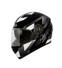 SHIRO HELMETS - Casco Integral SHIRO SH-600 Brno negro mate, blanco