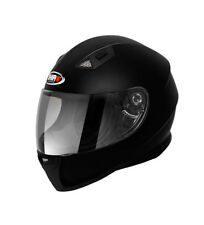SHIRO HELMETS - Casco integral SHIRO SH-881 negro mate