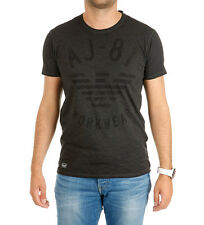 Armani Jeans - Camiseta Work Wear negro